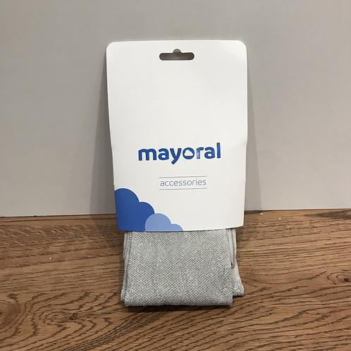 Mayoral: 10861 - Glitter Silver Lurex