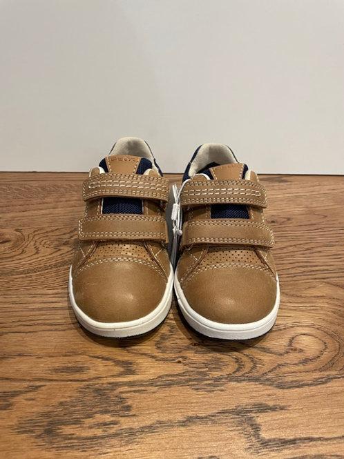 Geox: B Trottola - Caramel Shoe