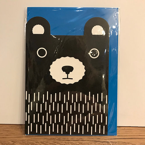 Card: Birthday (Bear)