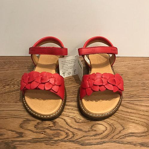 Froddo: Red Open Toe Sandals