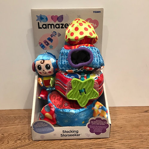 Lamaze: Stacking Star seeker