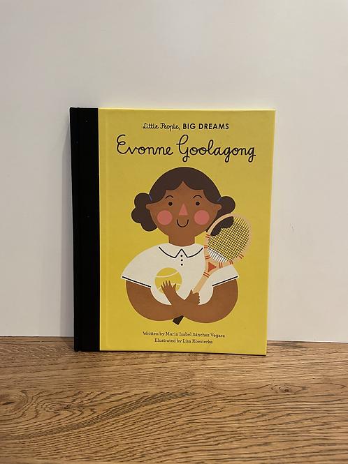 Little People Big Dreams: Evonne Goolagong Book