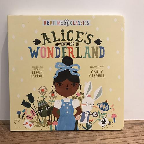 Bedtime Classics: Alice's Adventures in Wonderland Book