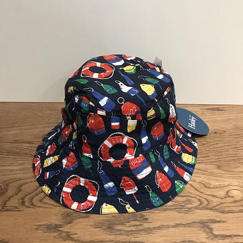 Hatley: Reversible Bucket Hat (Nautical)