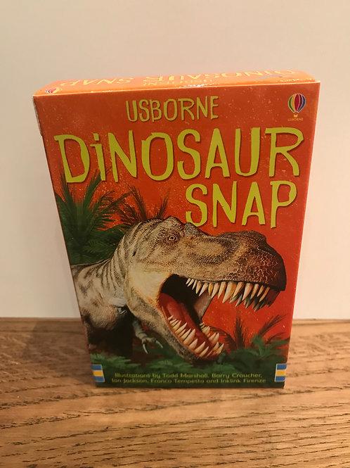Dinosaur - Snap Cards