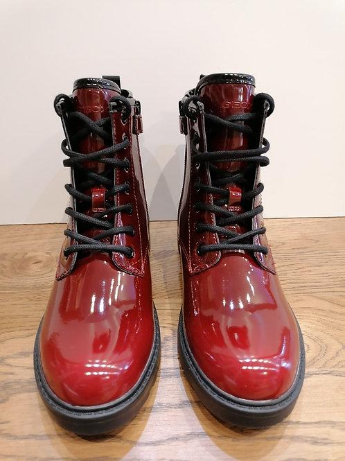 Geox: Casey Bordeaux Boots
