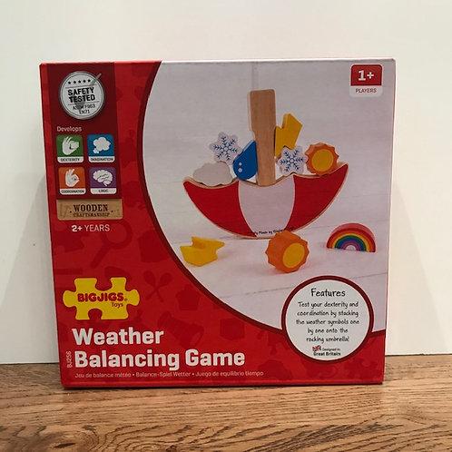 BigJigs: Weather Balancing Games