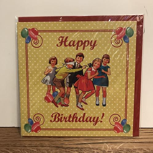 Card: Birthday (Party)
