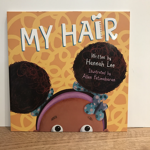 Hannah Lee: My Hair Book