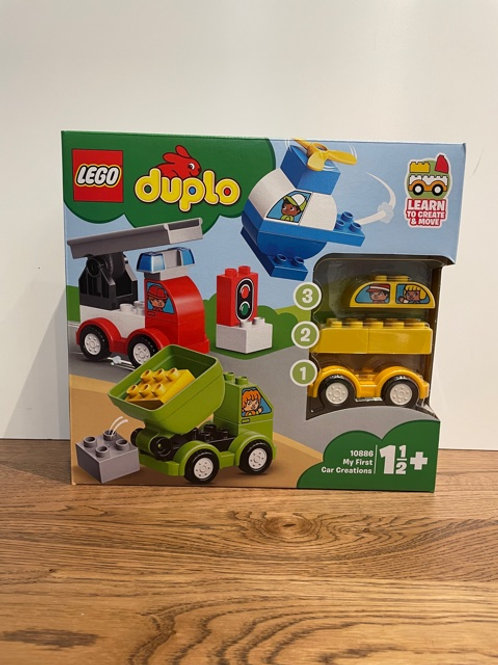 Duplo: My First Car Creations 10886
