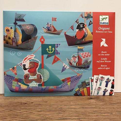 DJECO: Origami (Boats)