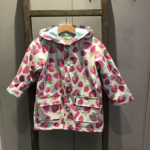 Hatley: Delicious Berries Raincoat
