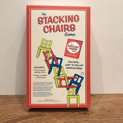 Rex London: Stacking Chairs Game