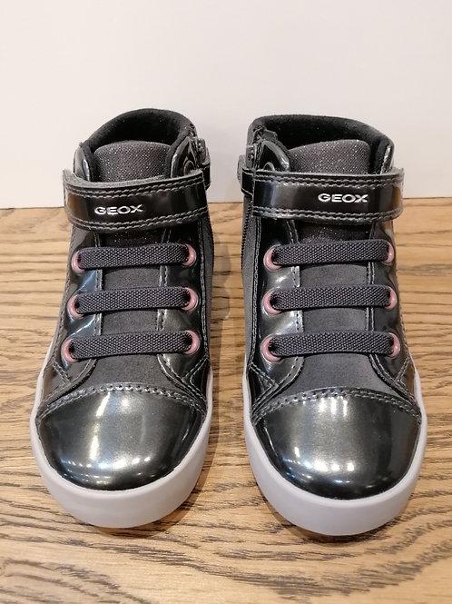 Geox: Kilwi Girl - Dark Grey Boot