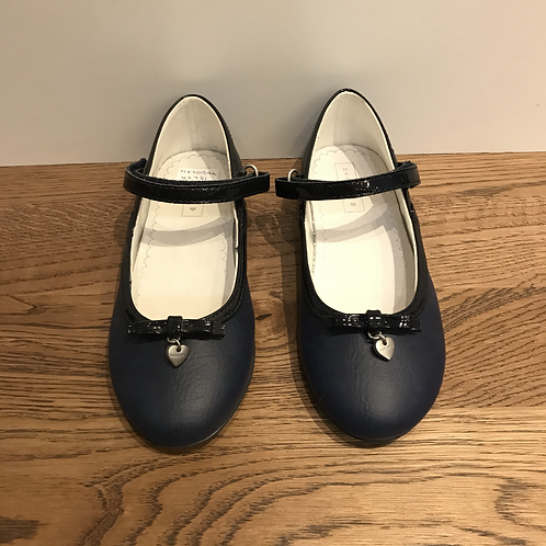 Mayoral: Party Shoes - Navy