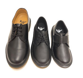 Dr Martens sid & eveis