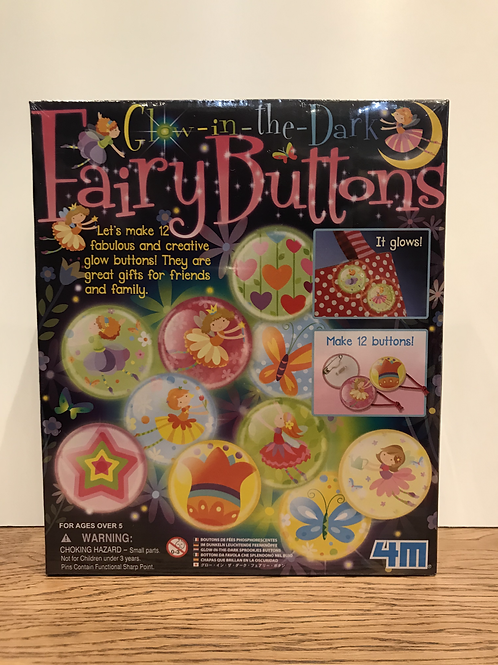 Great Gizmos: Fairy Buttons