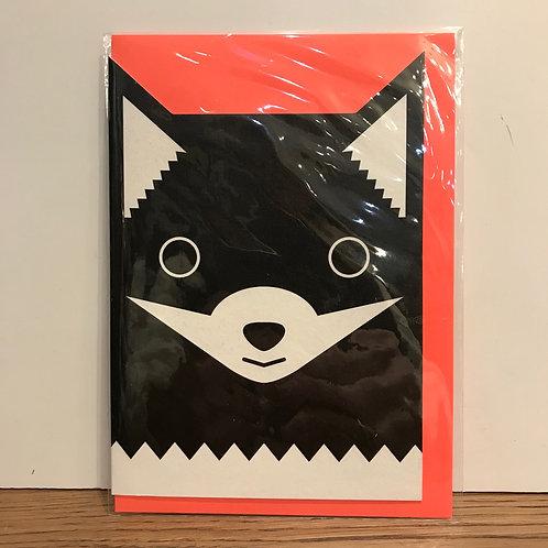 Card: Birthday (Fox)