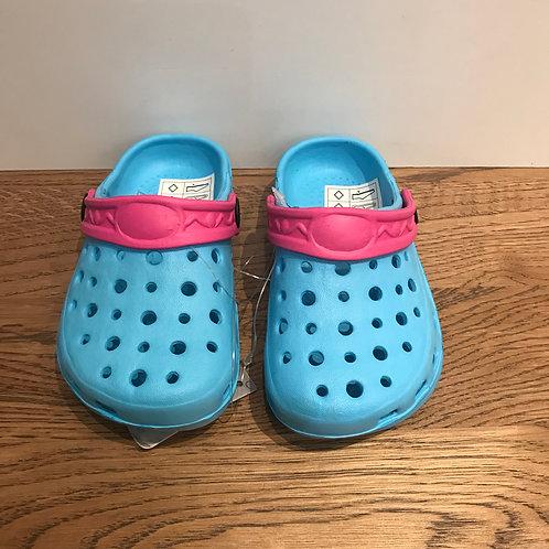 Garden Shoes: Turquoise Waterproof