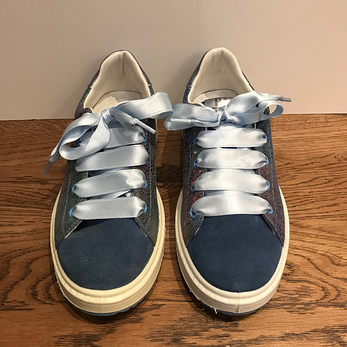 Primigi: Blue Lace Shoe