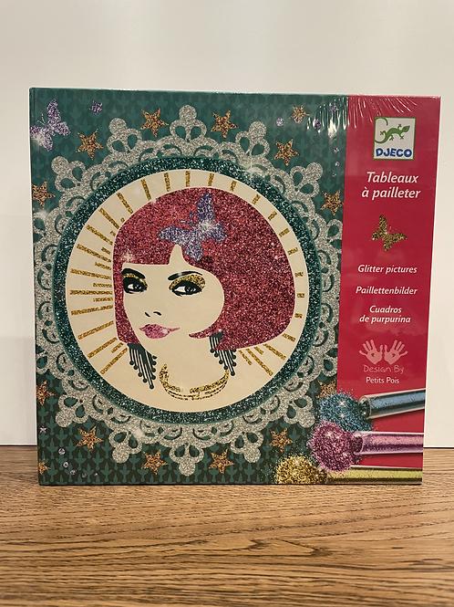 DJECO: Glitter Art Kit