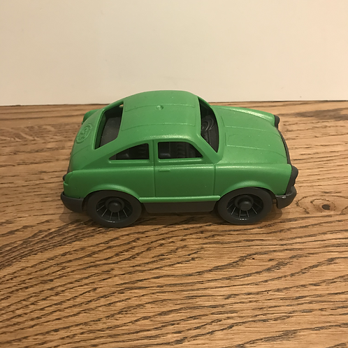 Green Toys: Toy Car Green