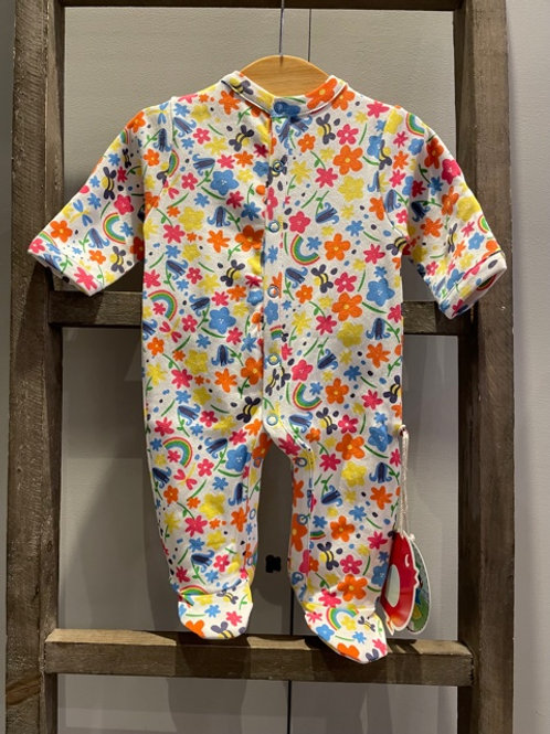Piccalilly: Babygrow, Floral