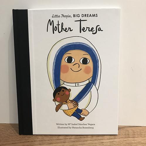 Little People Big Dreams: Mother Teresa