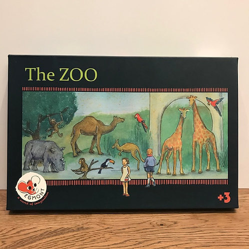 Egmont: The Zoo Board Game