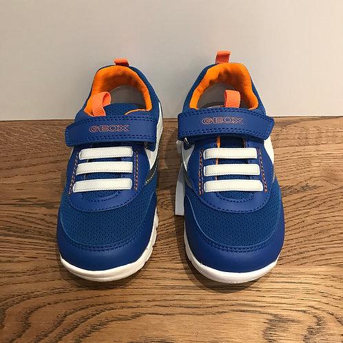 Geox: B Runner - Blue Trainer