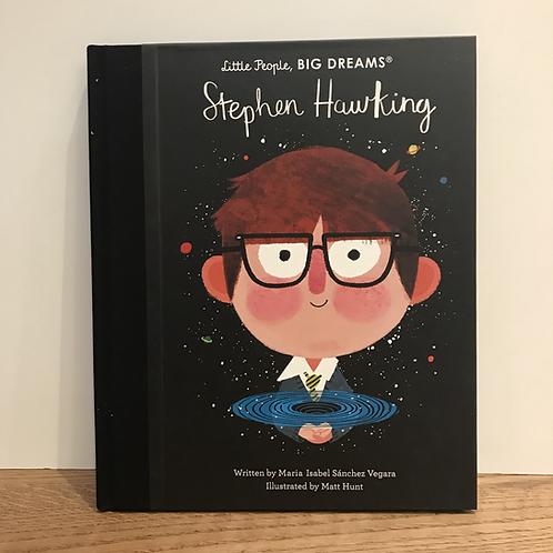 Little People Big Dreams: Stephen Hawking Book
