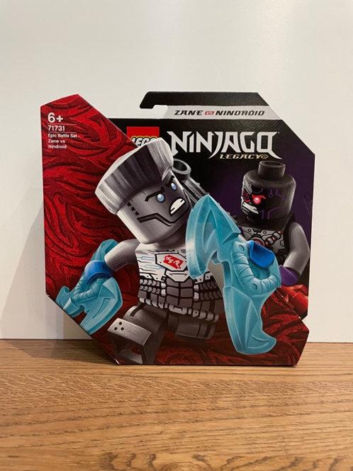 Lego: Ninjago 71731