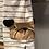 Thumbnail: Mayoral: Stripe 2-Piece With Dog Pocket (Beige)