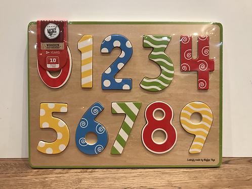 BigJigs: Number Puzzle