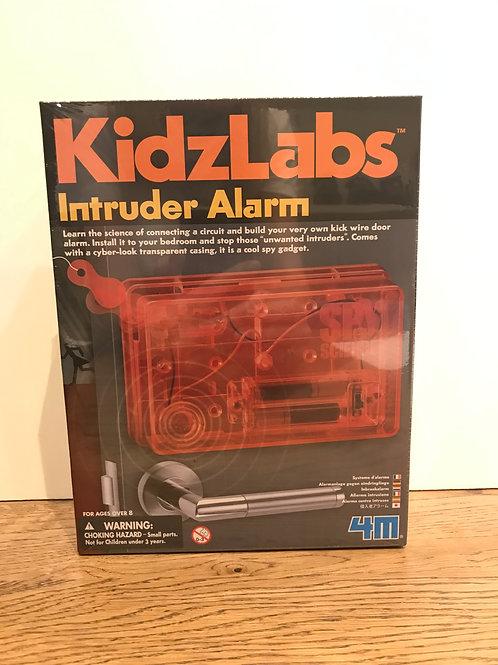 Kidzlabs: Intruder Alarm