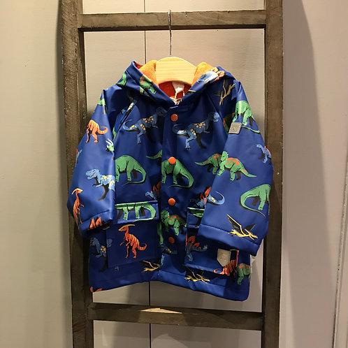Hatley: Raincoat Dino