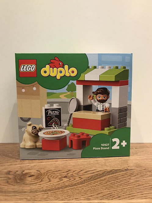 Duplo: 10927 - Pizza Stand