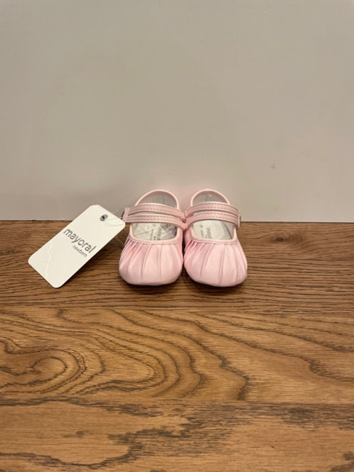 Mayoral Booties: 9069 - Pink