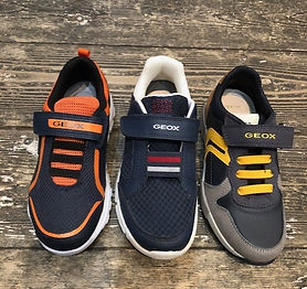 Geox boys trainers South Woodford Sid &