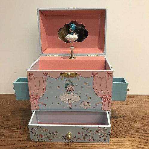 DJECO: Musical Jewellery Box (Grande)