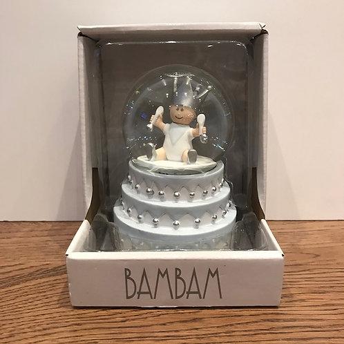 BamBam: Snow Globe - Blue