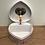 Thumbnail: Floss & Rock: Musical Jewellery Box (Heart-shaped)