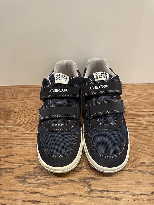 Geox: J.Vita J62A4A - Navy/Grey Shoe