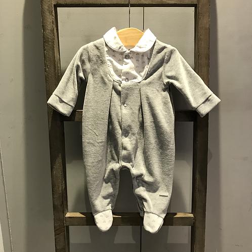 Blues Baby: TT0189 - Grey Velour