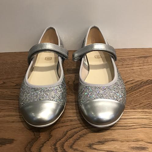 Clarks: Dance Tap K - Silver