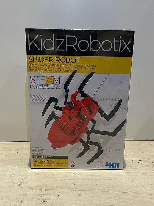 Kidz Robotix: spider robot kit