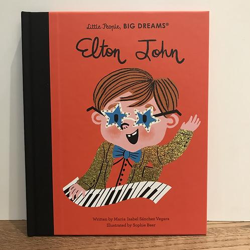 Little People Big Dreams: Elton John Book