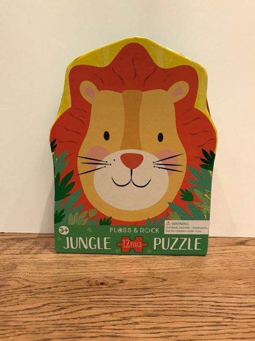 Floss & Rock: Jungle Lion Puzzle