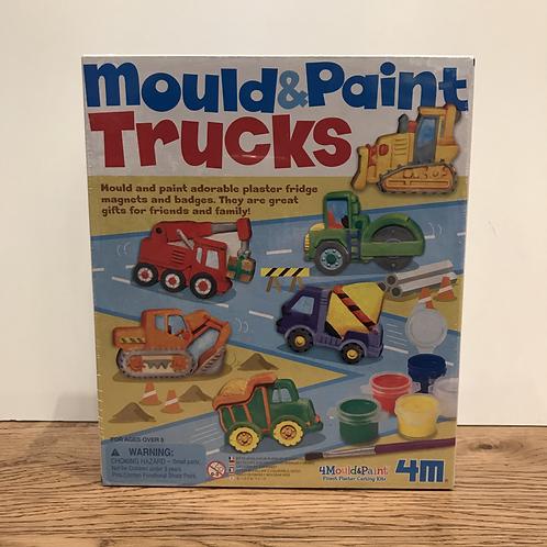 Mould & Paint: Trucks