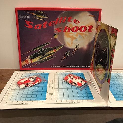 Satellite Shoot Game